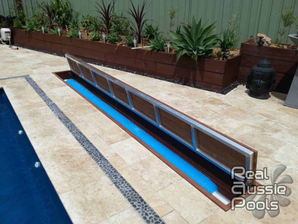 pool cover roller instructions