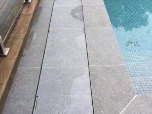 Aussie UnderCover® with a tiled finish